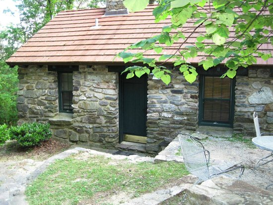 Cheaha State Park Resort: Deluxe cabin