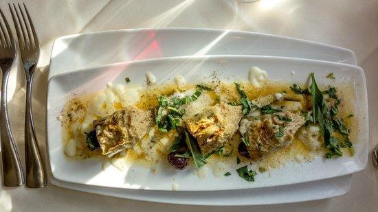 Vigilucci's Ristorante Coronado: Carciofini al Forno – Oven roasted artichokes