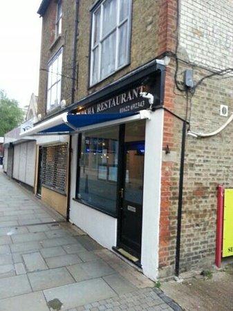 Gurkha: great restaurant