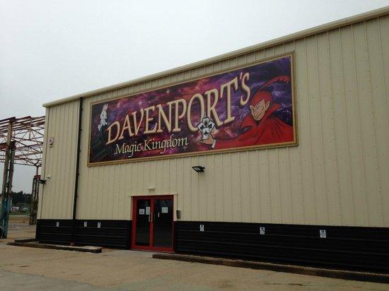 Davenport's Magic Kingdom