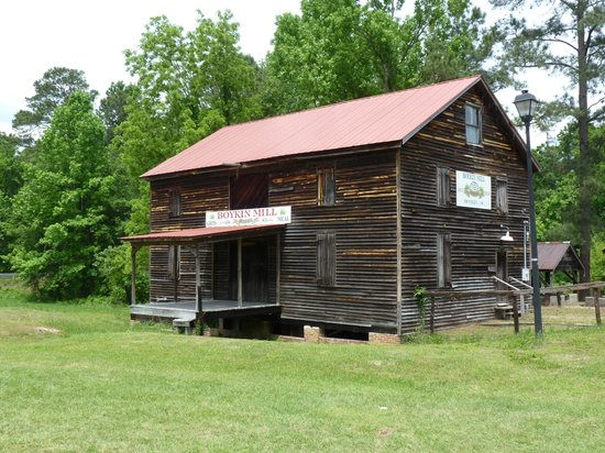 Rembert, Karolina Południowa: Boykin Mill