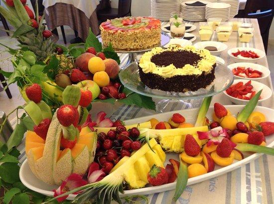 Buffet Di Dolci E Frutta : Alternative al buffet di dolci organizzazione matrimonio