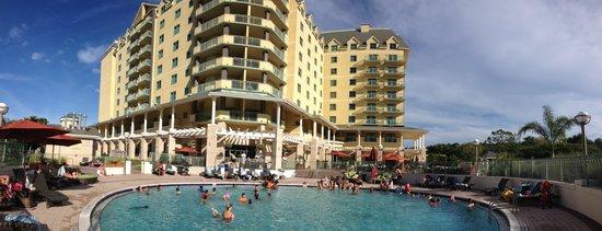 World Golf Village Renaissance St. Augustine Resort : The pool area