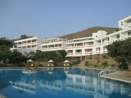 Elounda Mare Relais & Chateaux hotel: hotel pool