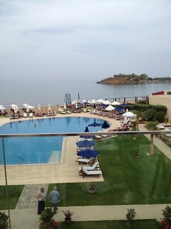 SENSIMAR KALLISTON Resort & Spa by ATLANTICA : view from terrace
