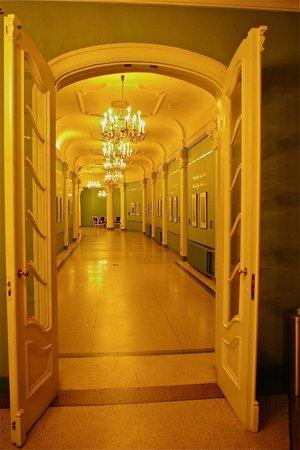 Splendid Palace: Cinema hall