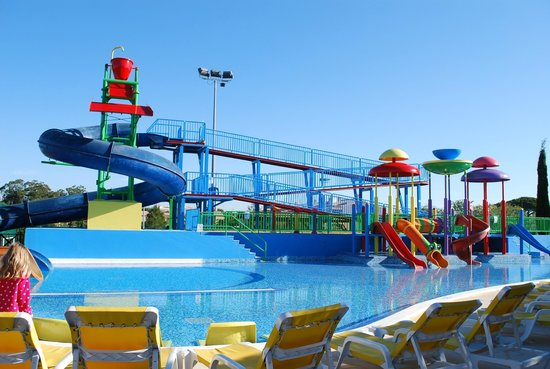 Holiday Village Algarve Balaia: Splash pool
