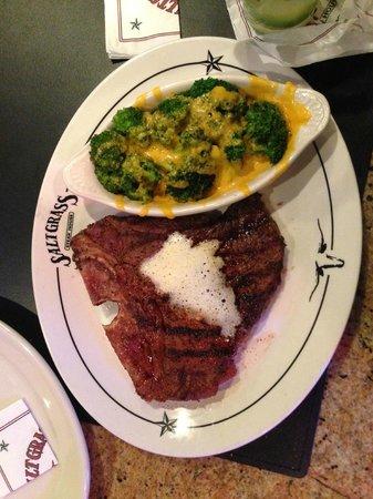 Saltgrass Steak House: Texas T-Bone