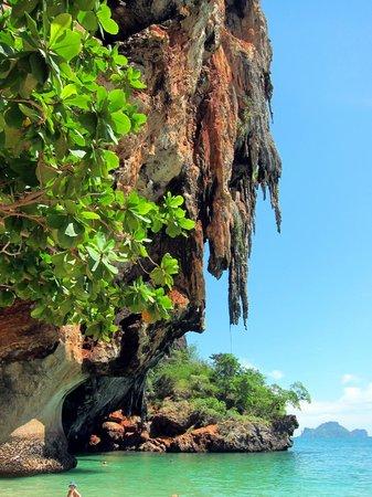 PhraNang Cave Beach : Phra Nang
