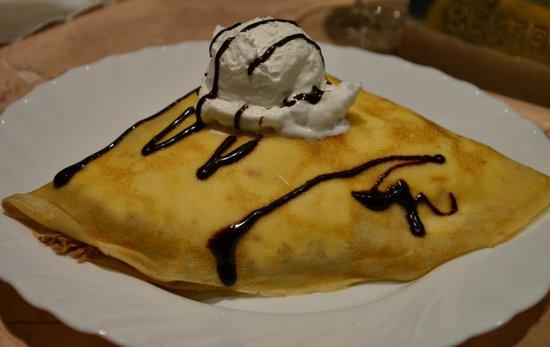 Palacinkarnica Dizni: Mansel pancakes