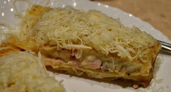 Palacinkarnica Dizni: Bolognese pancakes