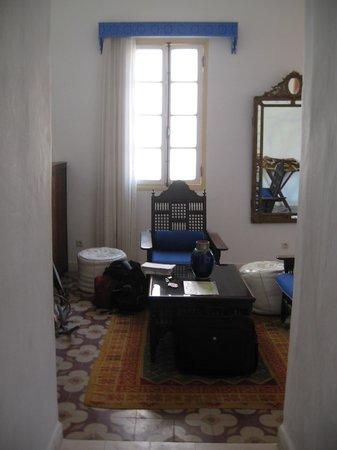 Dar Zayna : suite sur ruelle médina