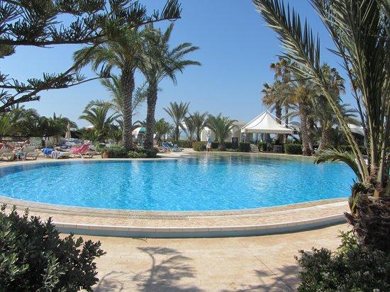 Aziza Residence Thalasso Golf: Pool area. beautiful