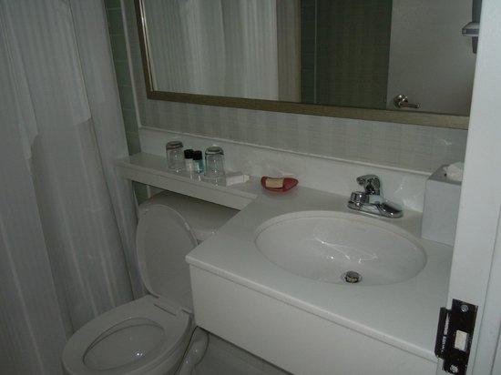 36 Hudson Hotel : Bathroom