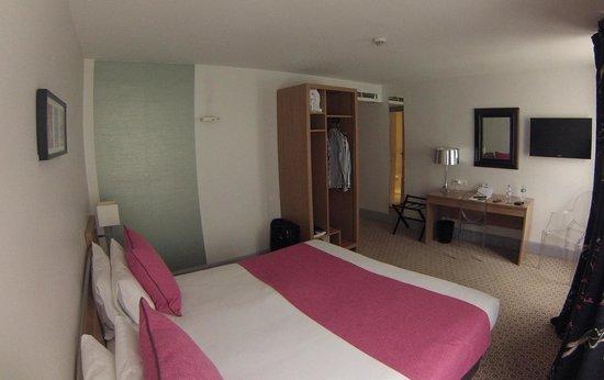 Hotel Caumartin Opera - Astotel: Room 42