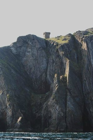 Sliabh Liag Boat Tours: Teelin Harbour Carrick Ireland - from Nuala Star