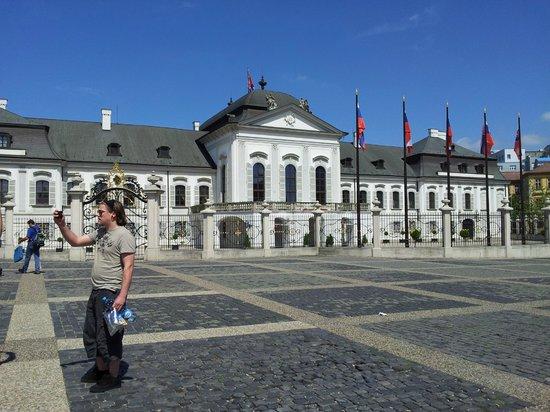 LOFT Hotel Bratislava: Presidents Palace