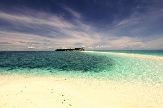 Malapascua Island, Filipina: Kalanggaman Island
