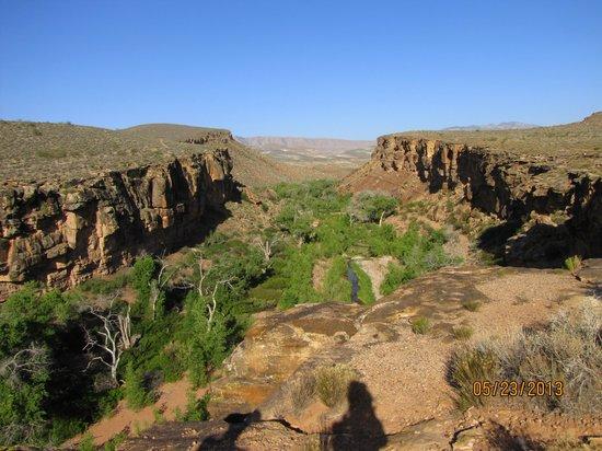 Red Mountain Resort : Petroglyph Hike