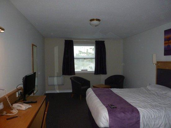 Premier Inn Bracknell Central Hotel: Room 44