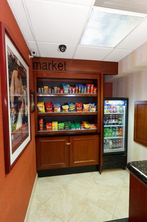Fairfield Inn Lumberton: Snack Shop