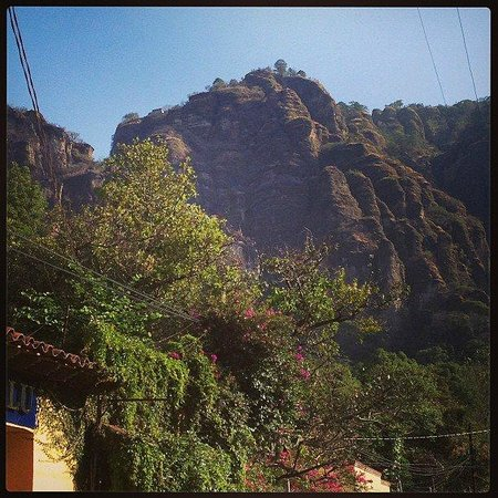 Tepozteco: Be ready to climb to the top!