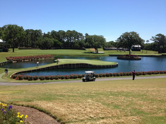 TPC Sawgrass: 17th hole