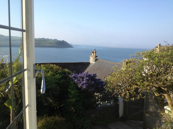 Hotel Tresanton: Room with a view (room 9)