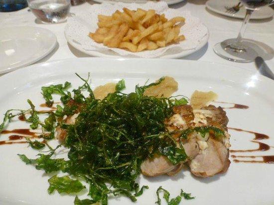 Restaurante cullera de boix boqueria en barcelona con for Restaurante cullera de boix