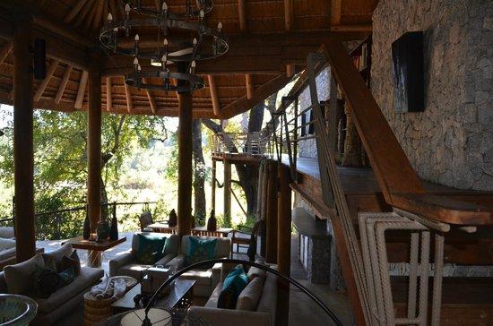 Dulini Leadwood Lodge: Lodge