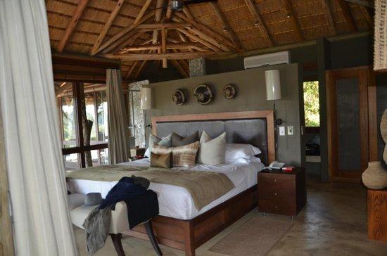Dulini Leadwood Lodge: Room 1