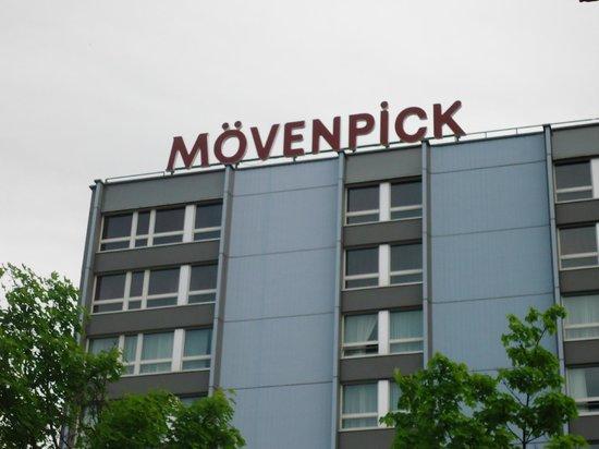 Movenpick Hotel Zurich-Airport: hotel