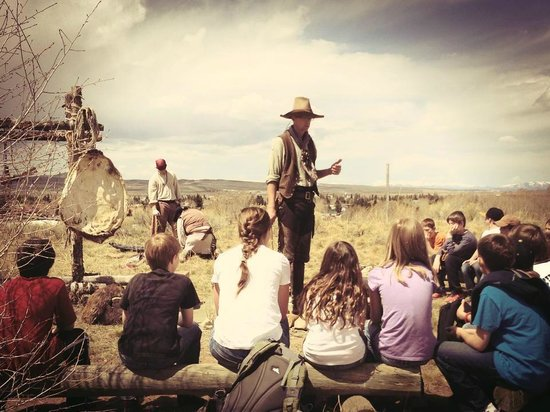 Museum of the Mountain Man: Annual Living History Days - May