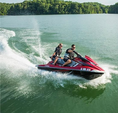 Invert Sports  Boat Day Tours: Jet Skis
