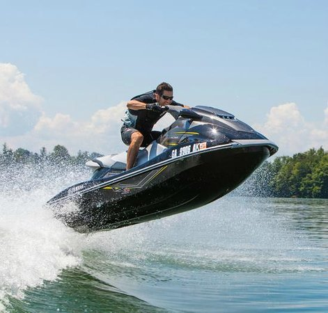 how to jump a jet ski