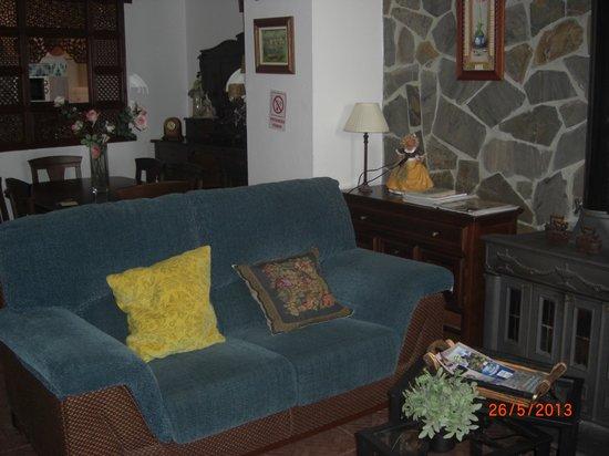 Alojamiento Rural Rincon Andaluz : The lounge