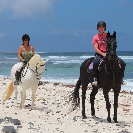 Finca Julie Horse Riding: Beach Ride!