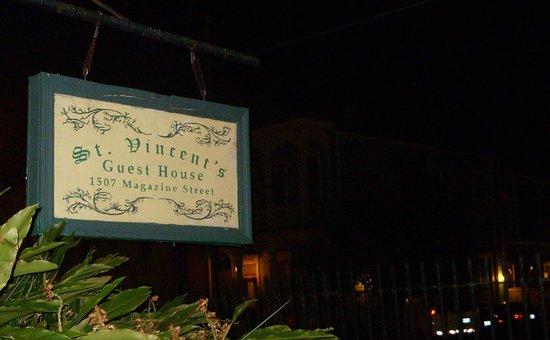 St. Vincent's Guest House: St. Vincent G.H.