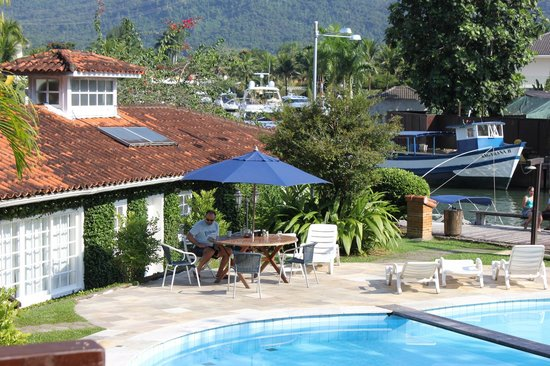 Angra dos Reis Boutique Hotel: morning coffe