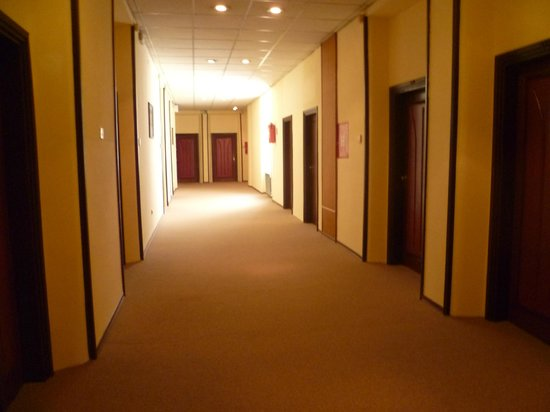 Guest House Riviera: Corridor