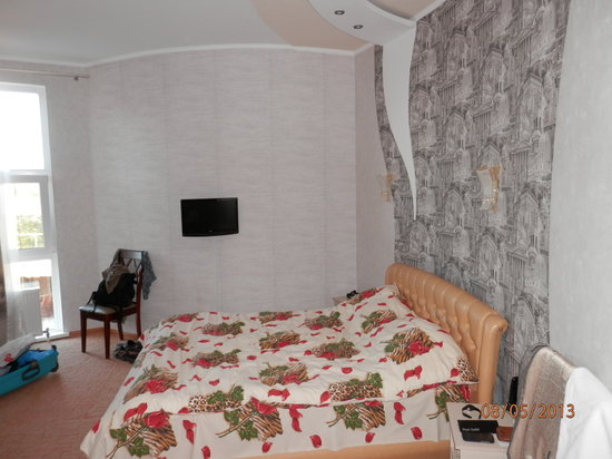 Roza Vetrov: Standard double room