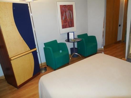 Hotel Alfonso V: quarto