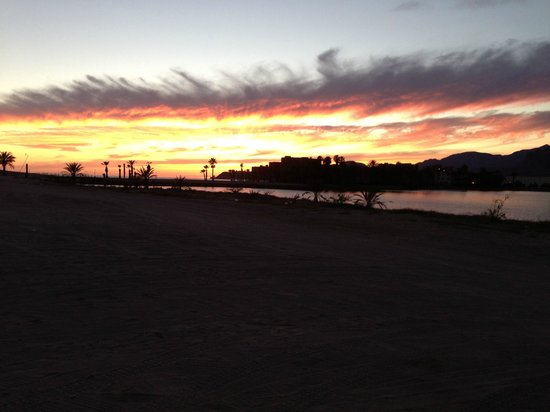 Condo-Hotel Playa Blanca: Sunsets to die for
