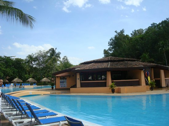 Barcelo Montelimar : Pool Bar