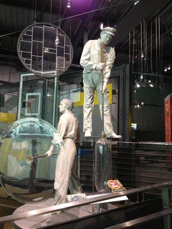 Corning Museum of Glass: Corning 1