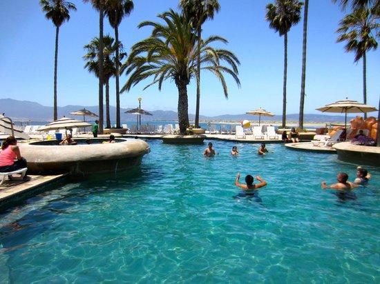 pool picture of estero beach hotel resort ensenada. Black Bedroom Furniture Sets. Home Design Ideas