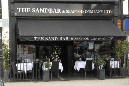 The Sand Bar & Seafood Co. Ltd.: The Sand Bar & Seafood Company Limited