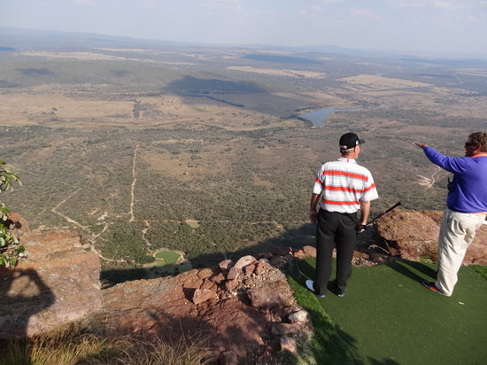 Extreme 19th: Fabulous view from the top