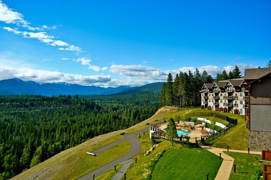 Suncadia Resort: Beautiful view