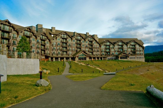 Suncadia Resort: Looking back at the lodge